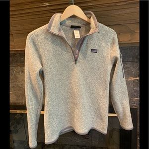 Patagonia Better Sweater 1/4 Zip Fleece Pullover